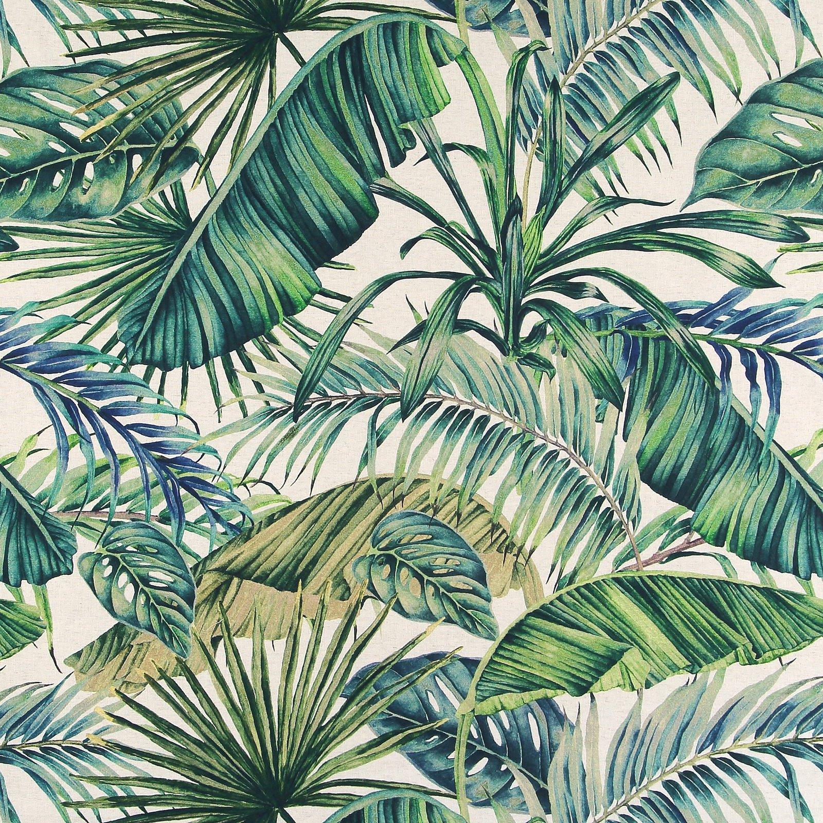Woven cotton/linen natural w. leaves 780588_pack_lp