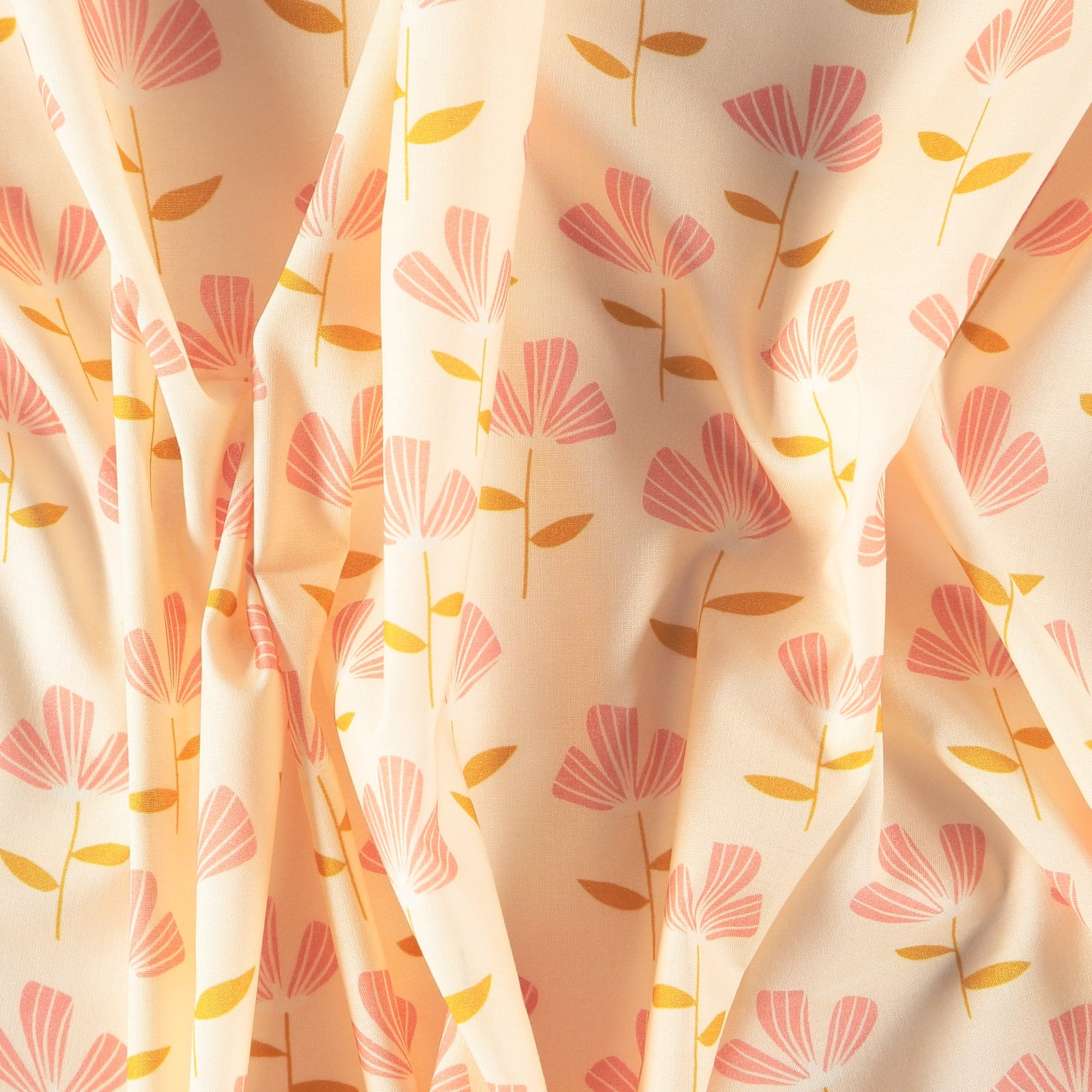 Woven cotton powder with flowers 780429_pack