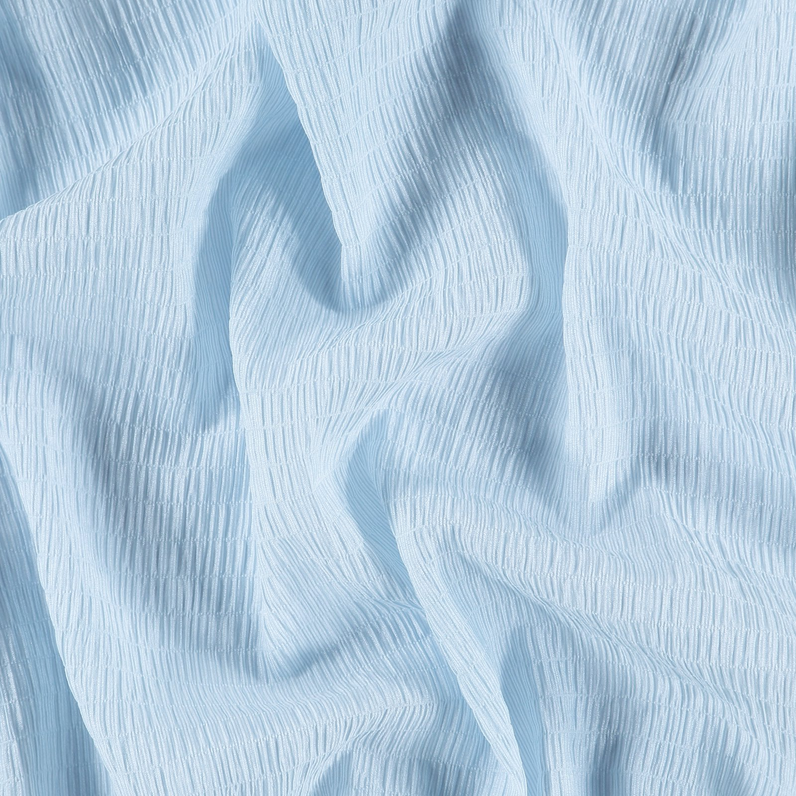 Woven crepe with smock light blue 560267_pack