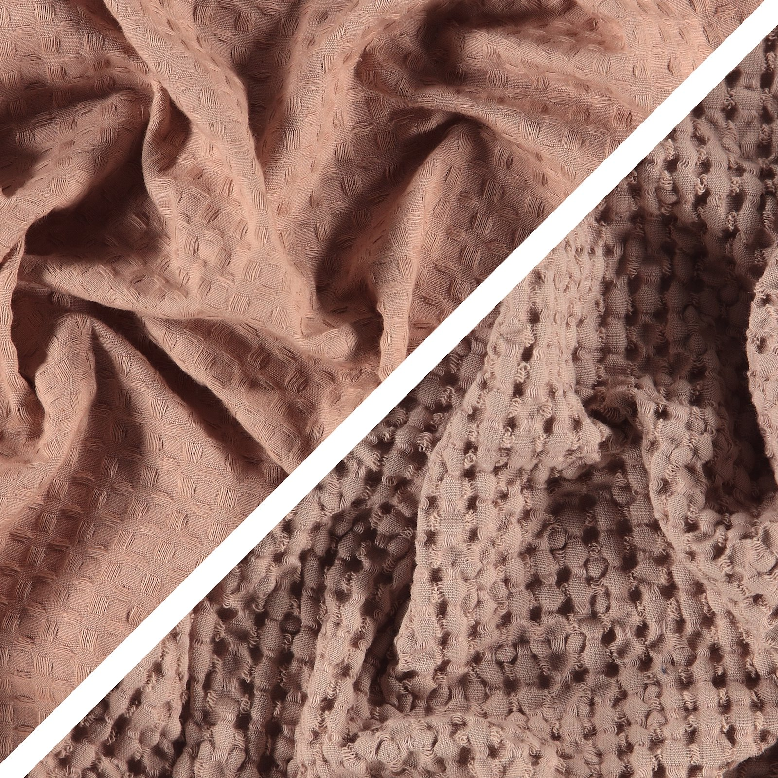 Woven jacquard dusty rose with structure 501565_pack