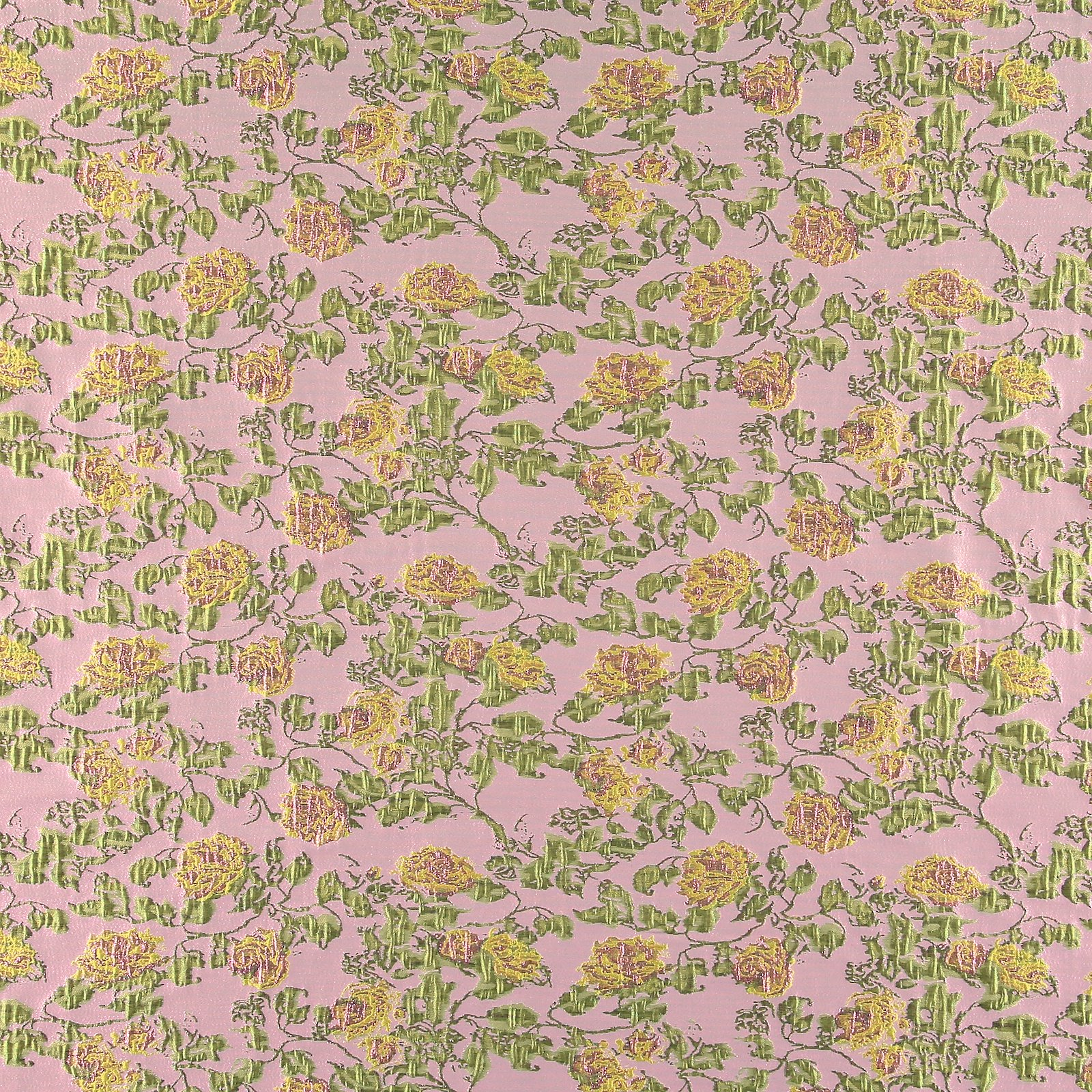 Woven jacquard pink/green with flowers 400325_pack_sp