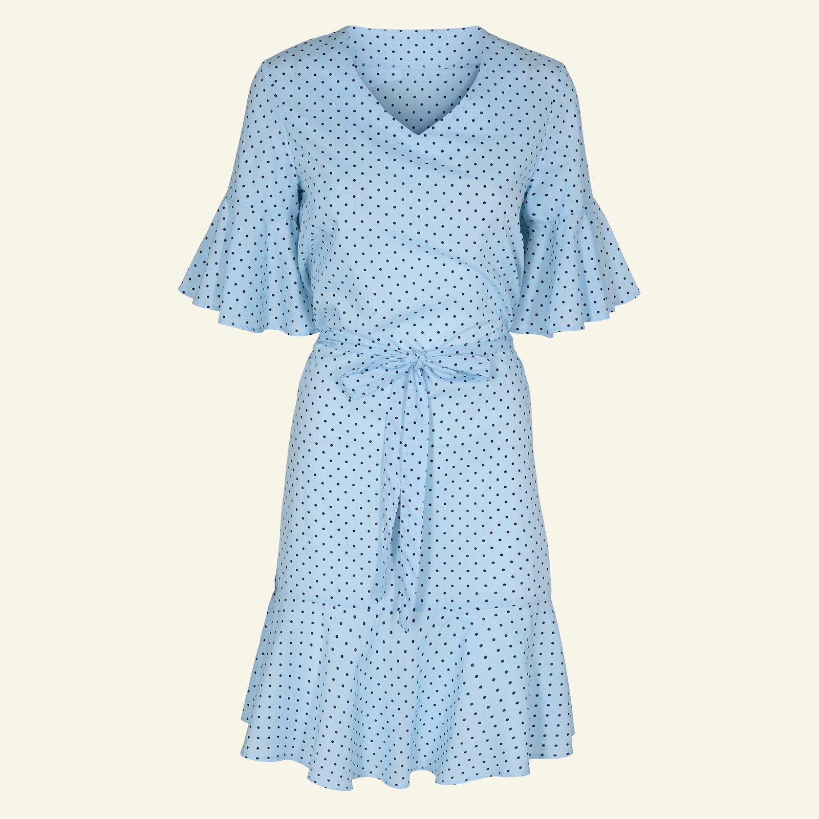 Woven light cotton light blue w navy dot p23150_501857_sskit