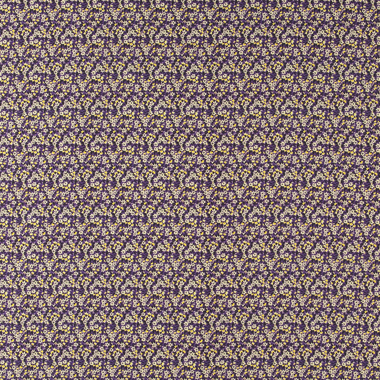 Woven light cotton purple w small flower 501803_pack_sp