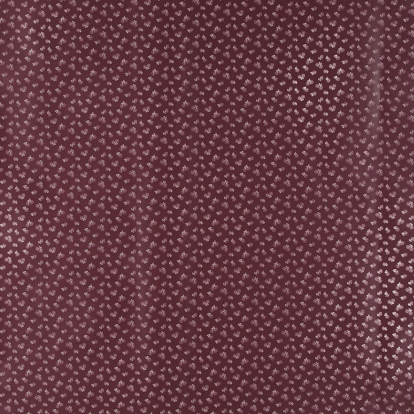Woven oil cloth bordeaux with flowers 863692_pack_sp