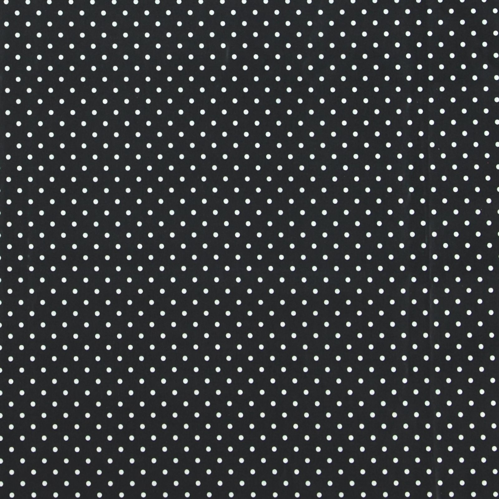 Woven oilcloth dark grey w white dots 861509_pack_sp