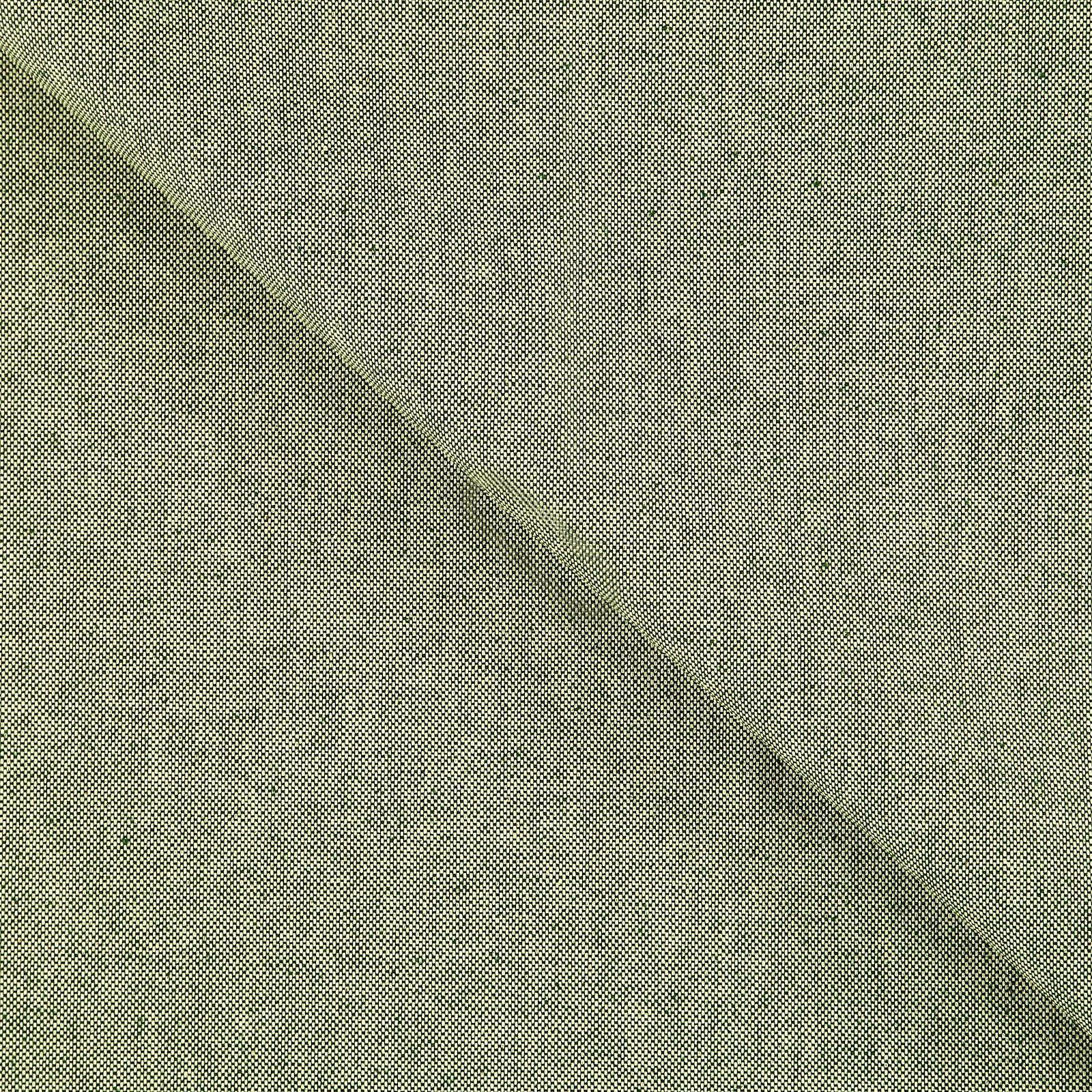 Woven oilcloth linen look/bottle green 872303_pack