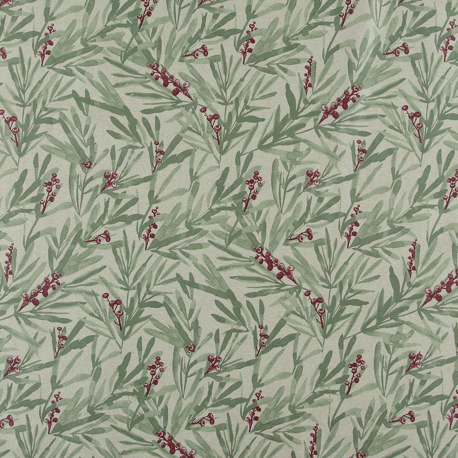 Woven oilcloth linenlook w berries 872308_pack_sp