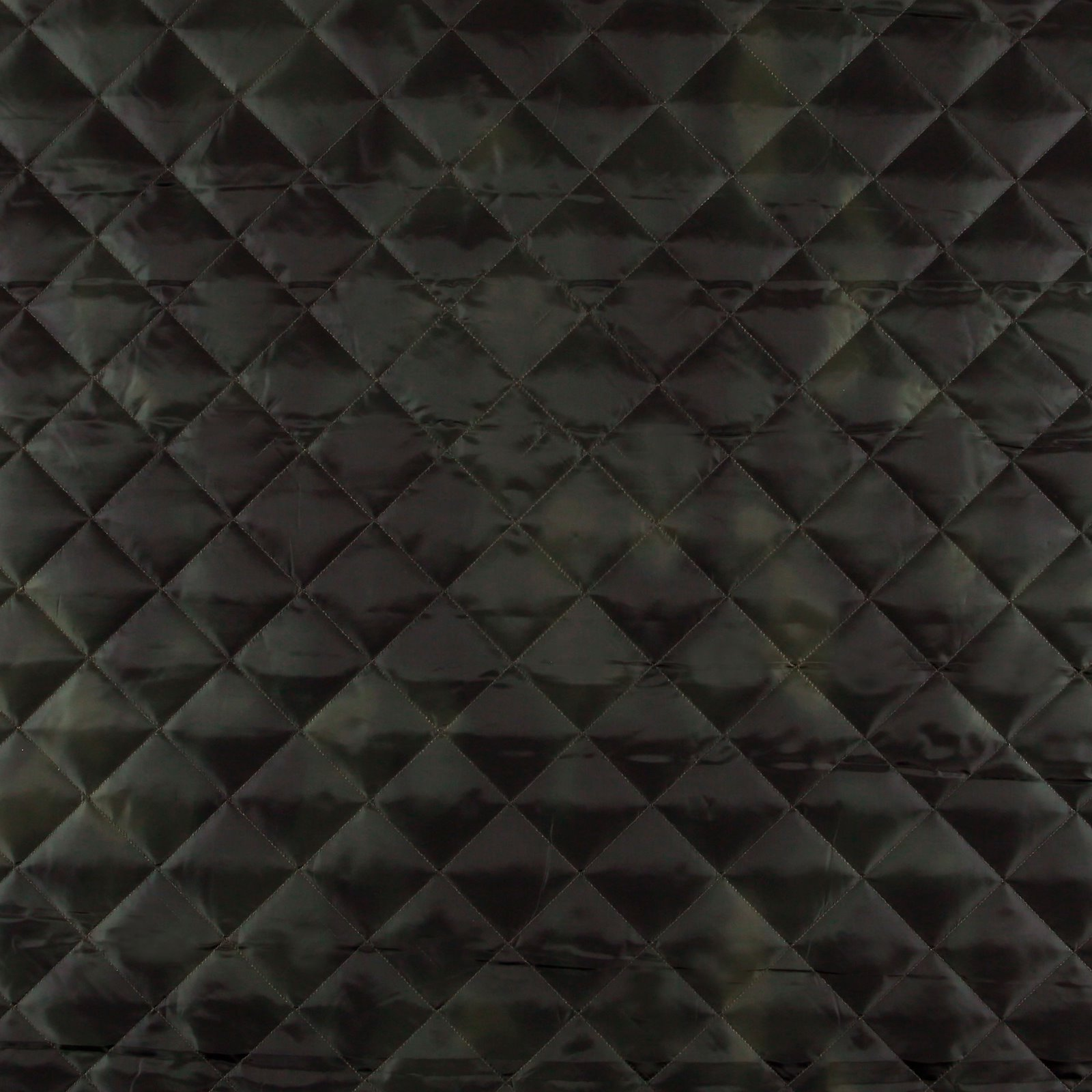 Woven quilt with army green batik print 920245_pack_sp