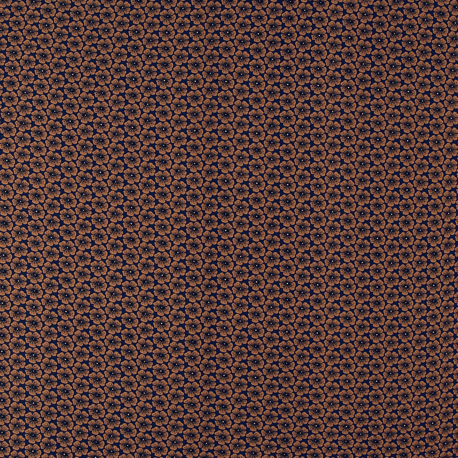 Woven viscose camel with flowers 710611_pack_sp