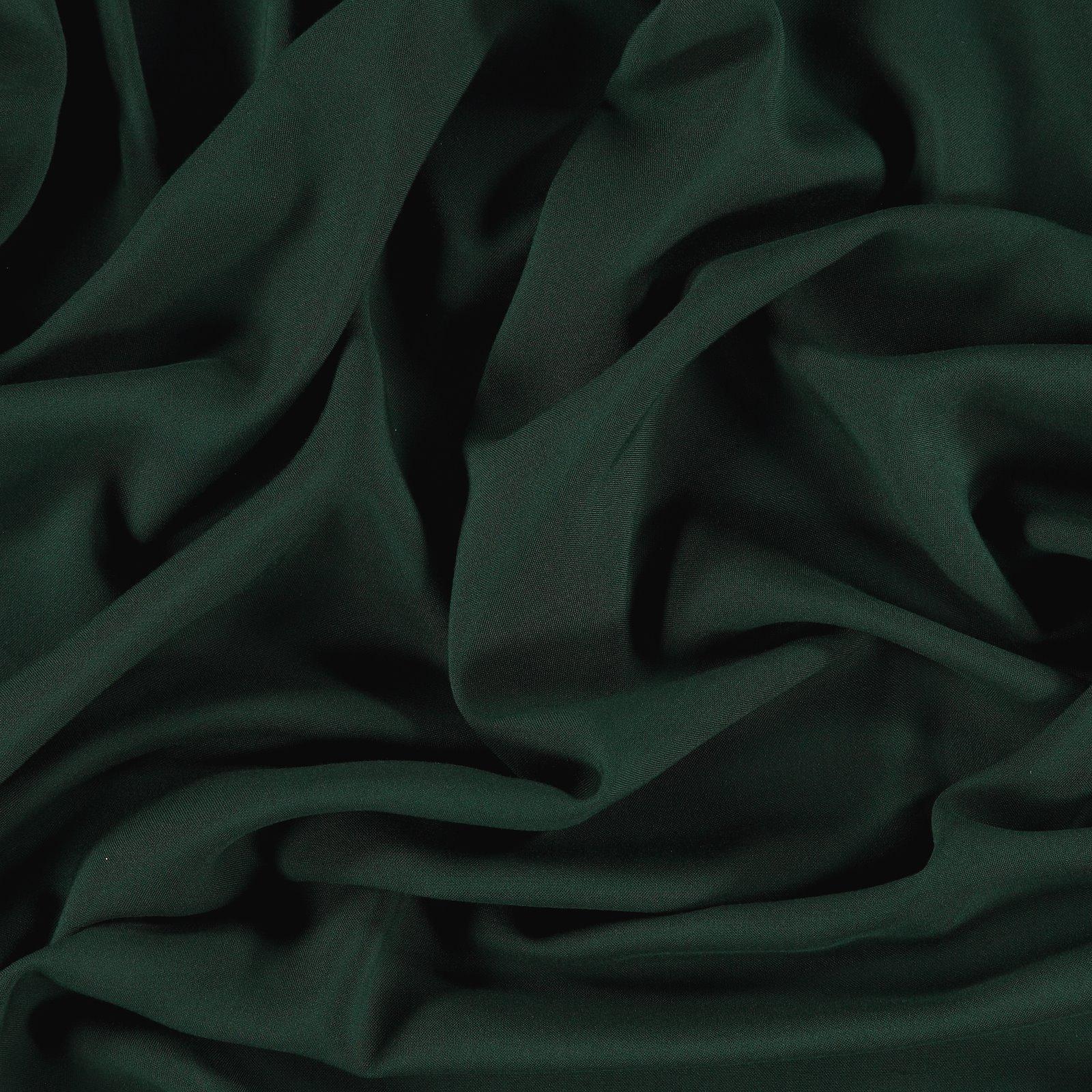 Woven viscose dark bottle green 710505_pack