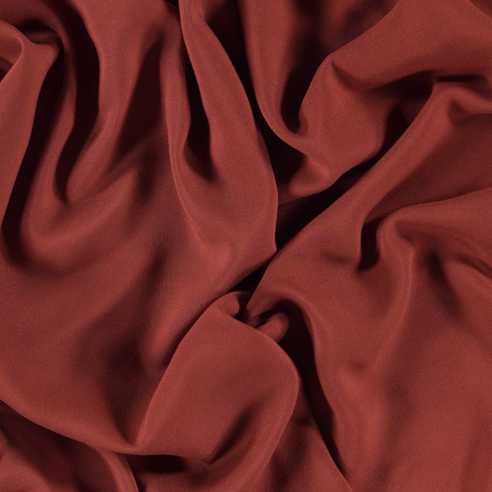 Woven viscose dark rouge 710453_pack