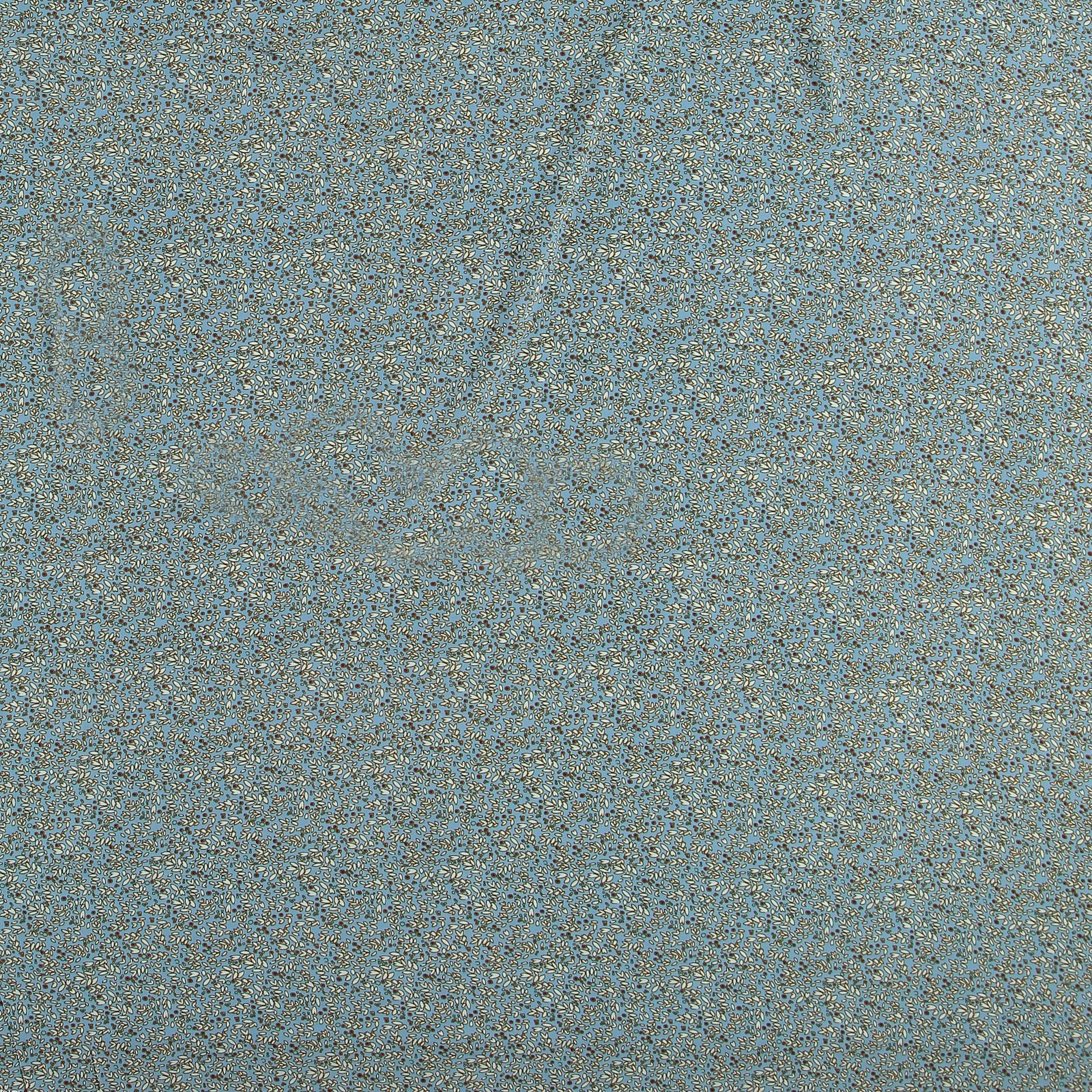 Woven viscose pastel blue with leaves 710654_pack_sp