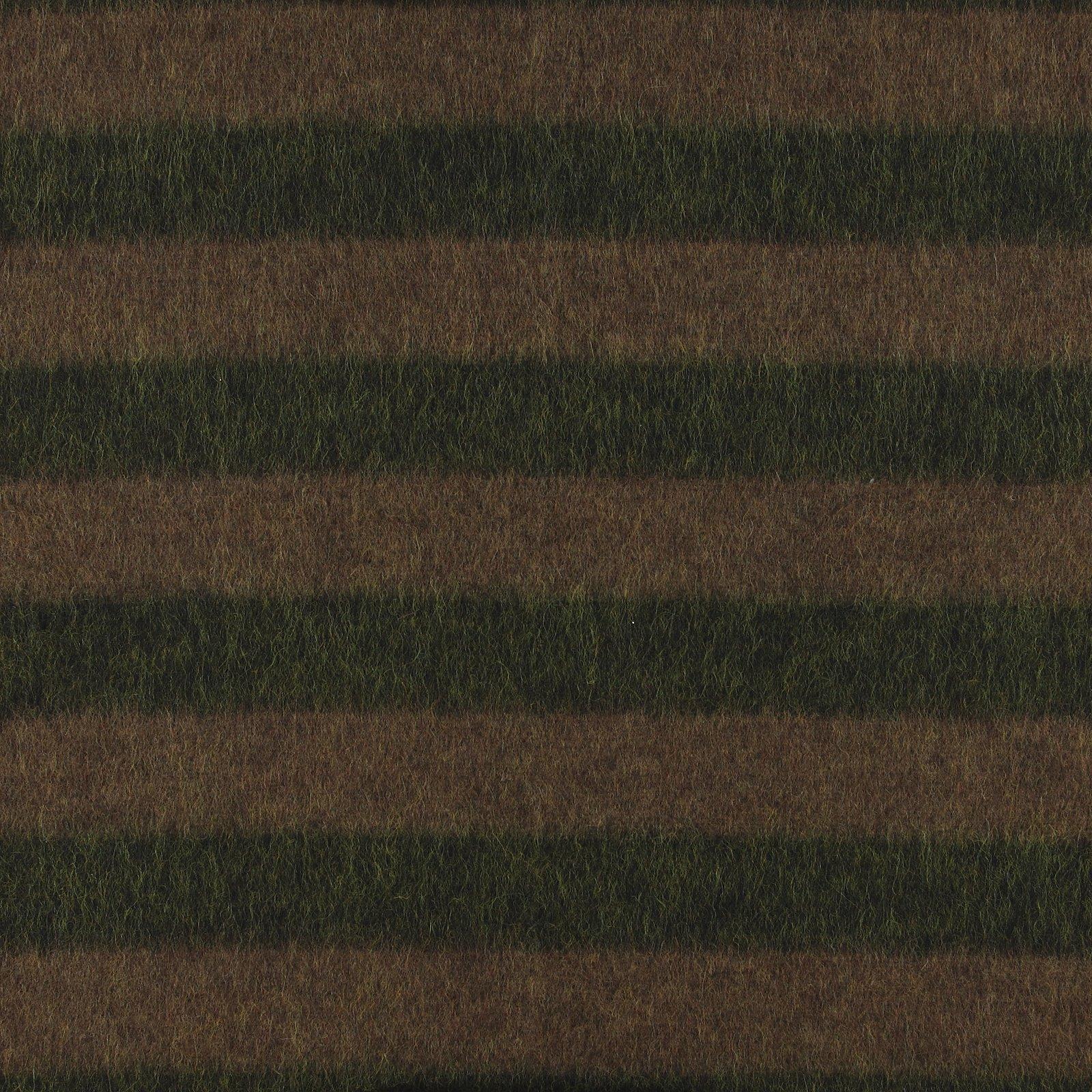 Woven wool brown/green block stripe 300194_pack_sp