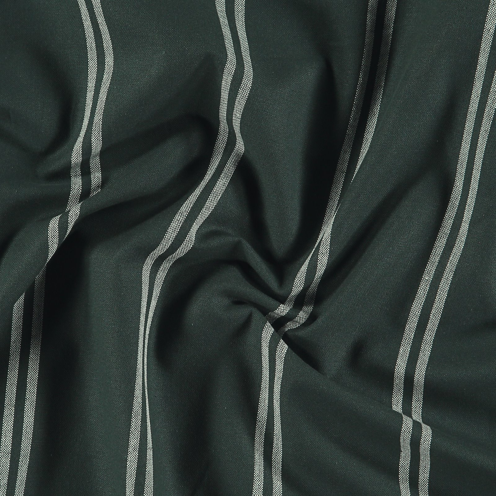 Woven yarn dyed black/off white stripe 816256_pack