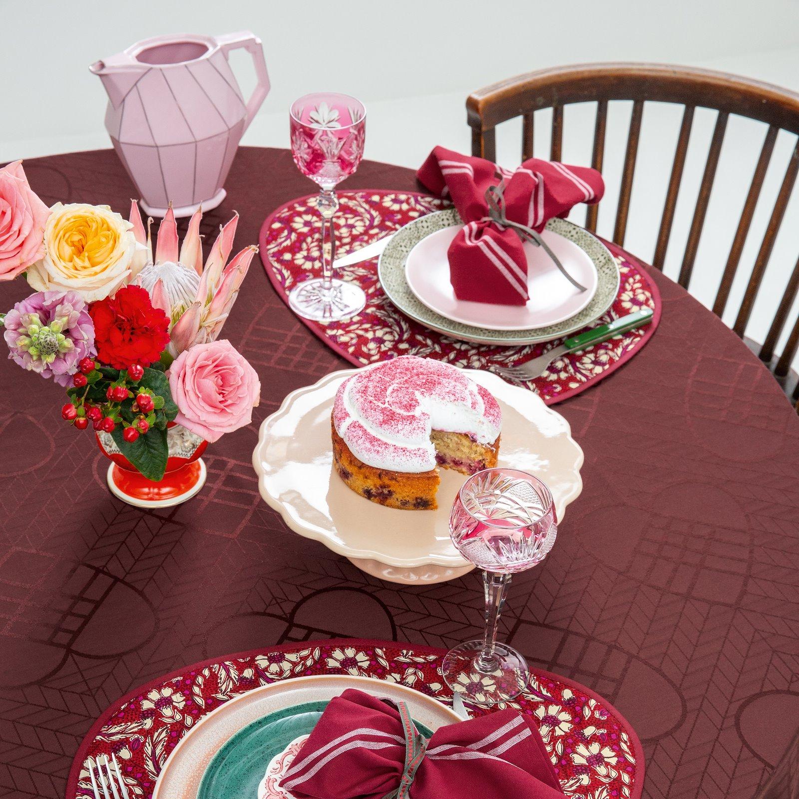 Woven yarn dyed red/off white stripe 803819_p90340_780571_66014_DIY8003_816257_bundle