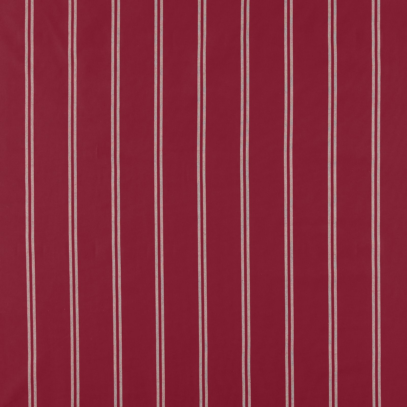 Woven yarn dyed red/off white stripe 816257_pack_sp
