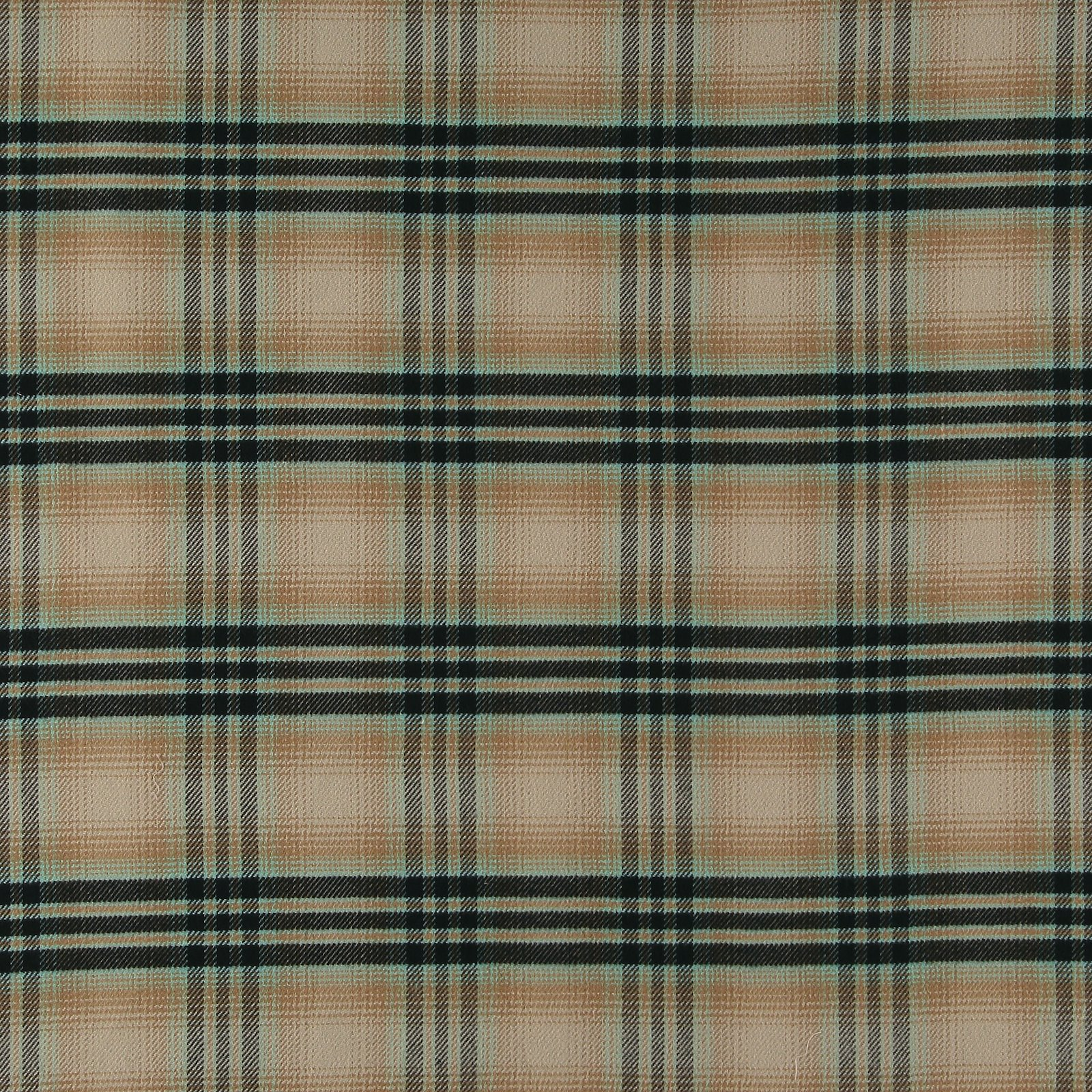 Woven YD check mint/sand brushed surface 400320_pack_sp