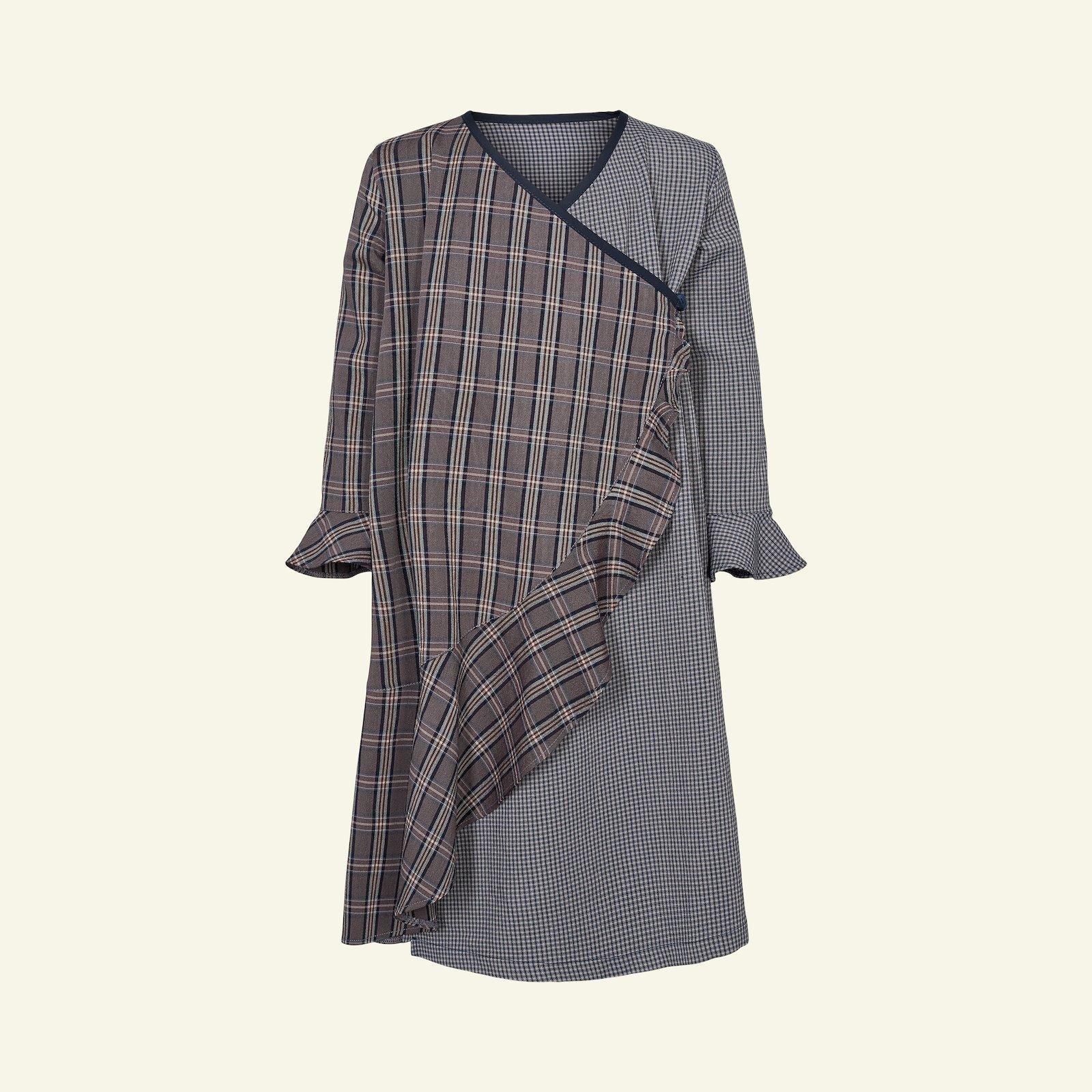 Wrap around dress, 104/4y p63067_300219_300220_64082_33459_sskit