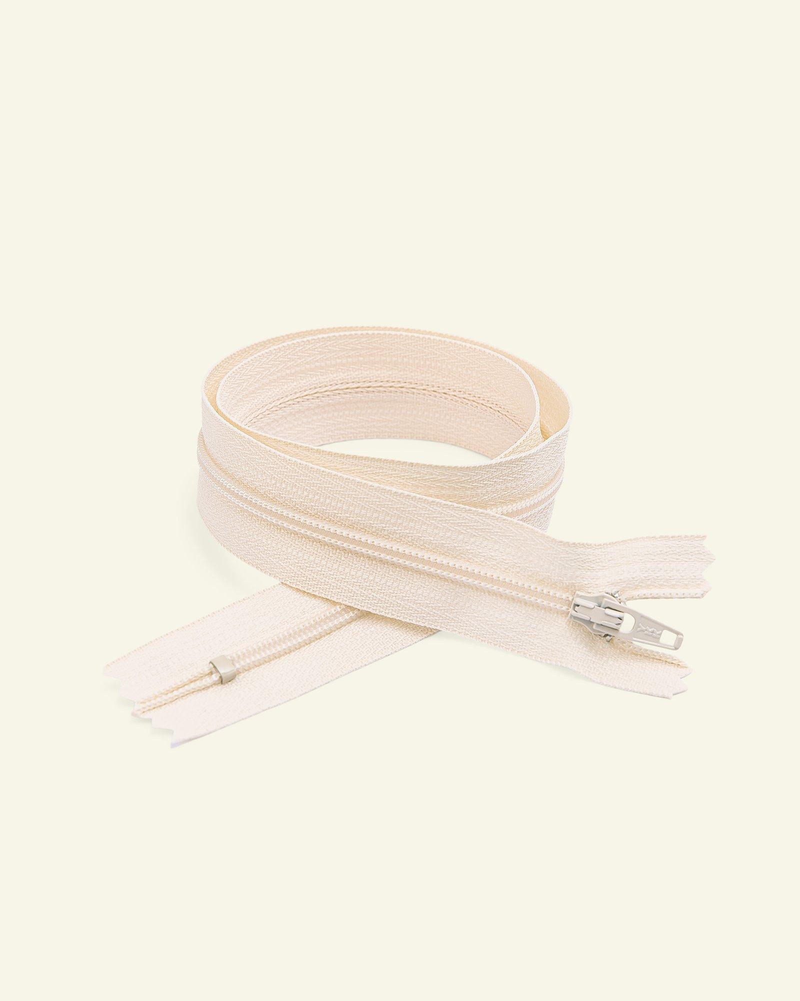 YKK zip 4mm coil closed end light kit