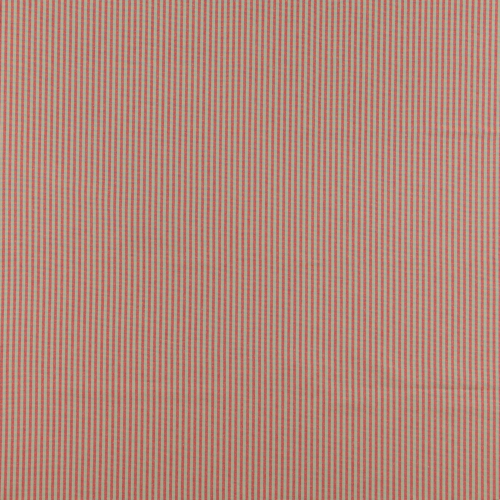 Yarn dyed red/sand narrow stripe 822324_pack_sp