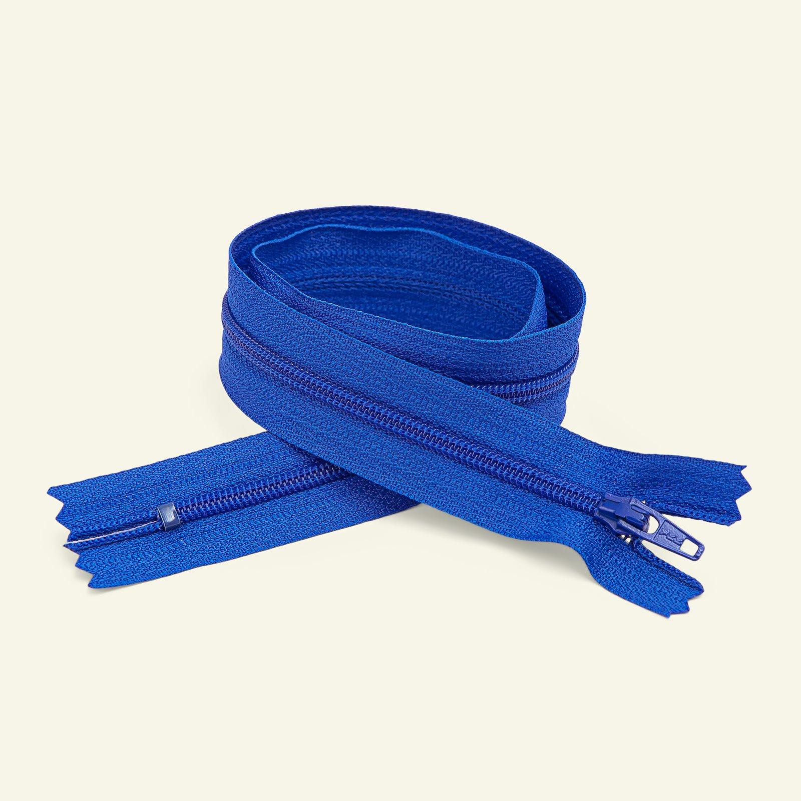 YKK zip 4mm closed end 30cm cobalt x40522_pack