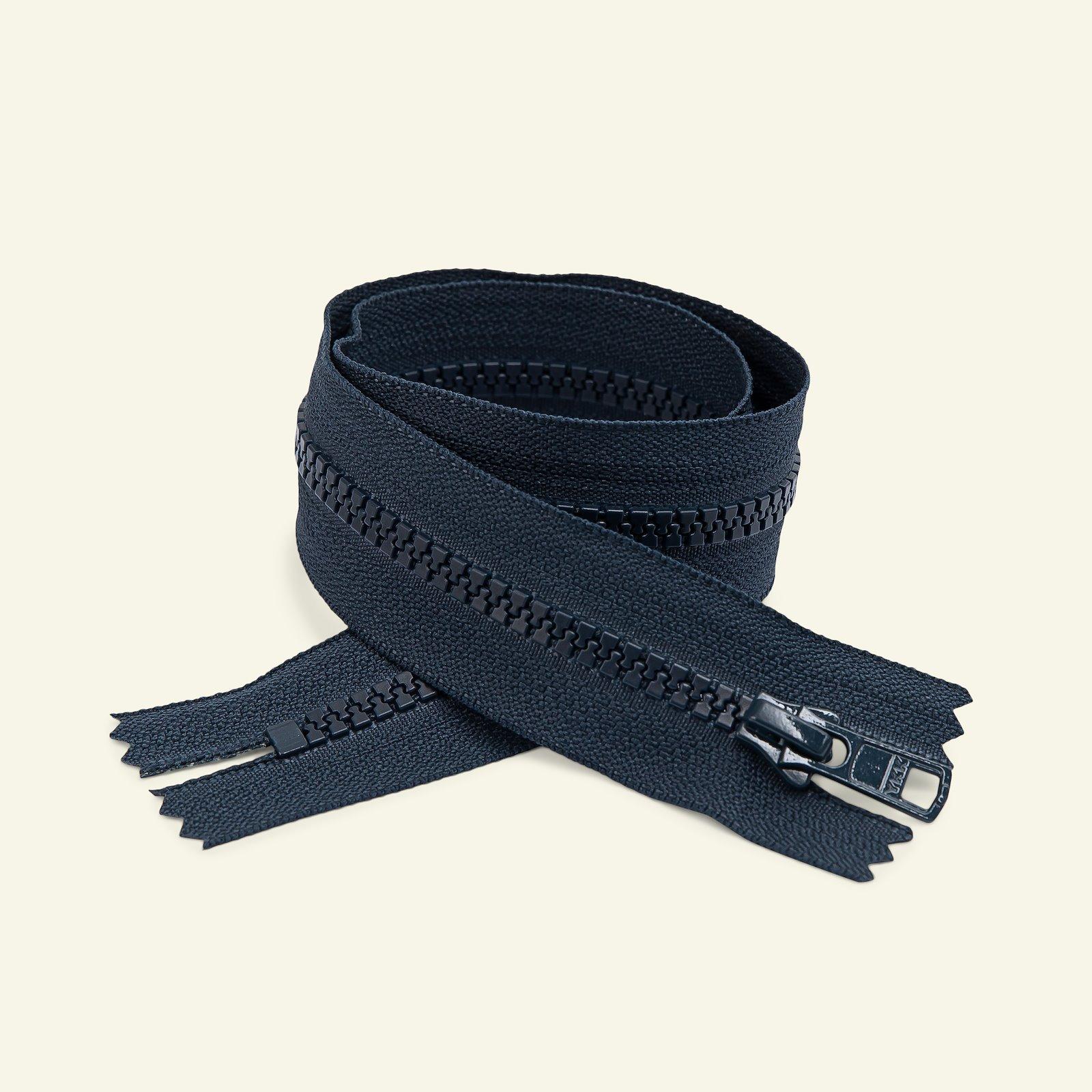 YKK zip 6mm closed end 30cm navy x50123_pack